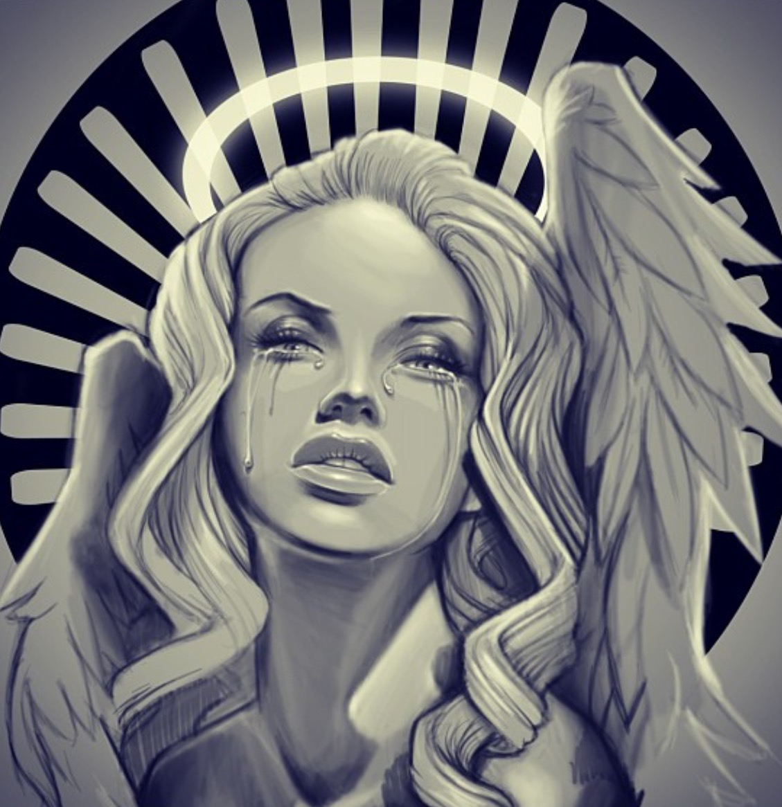 1129x1166 Incredible Drawings Works By Designer Tattoo David Garcia