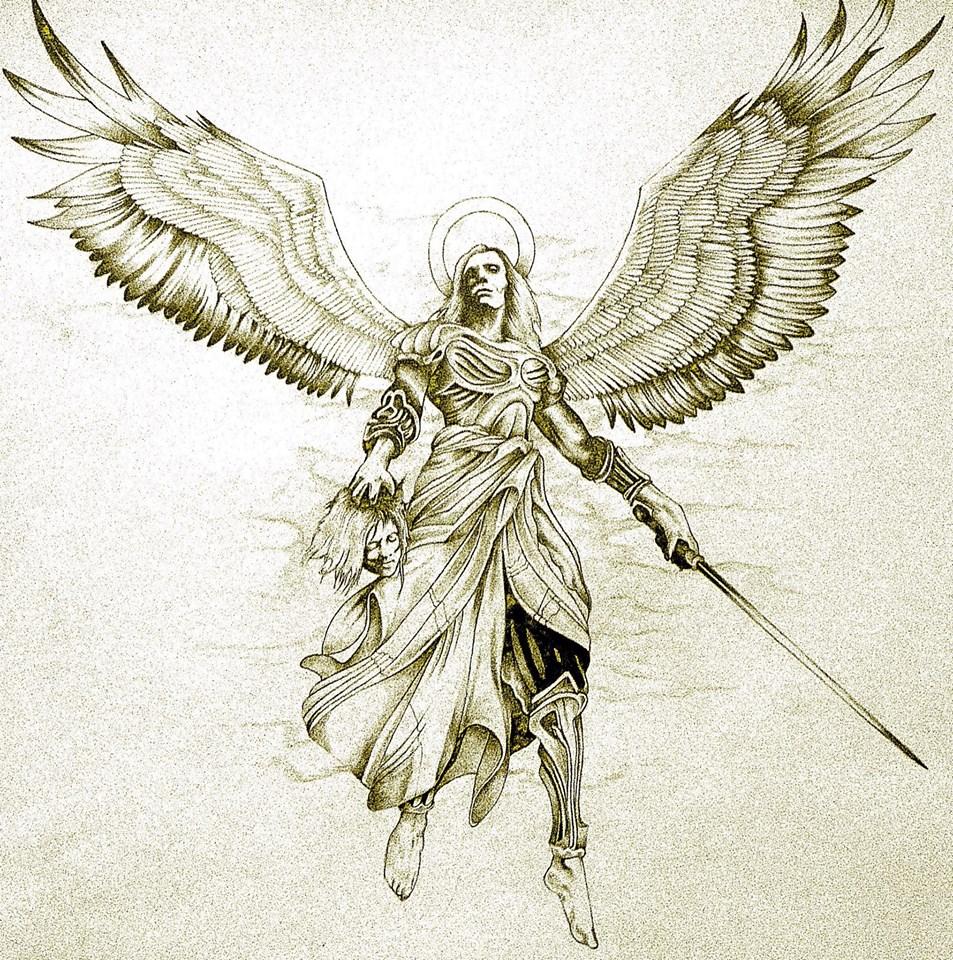 953x960 Archangel Gabriel