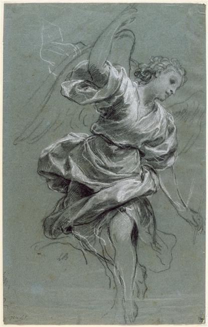 415x650 Boullog Sketch Classique White Chalk, Gabriel