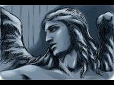 480x360 How To Draw The Archangel Gabriel