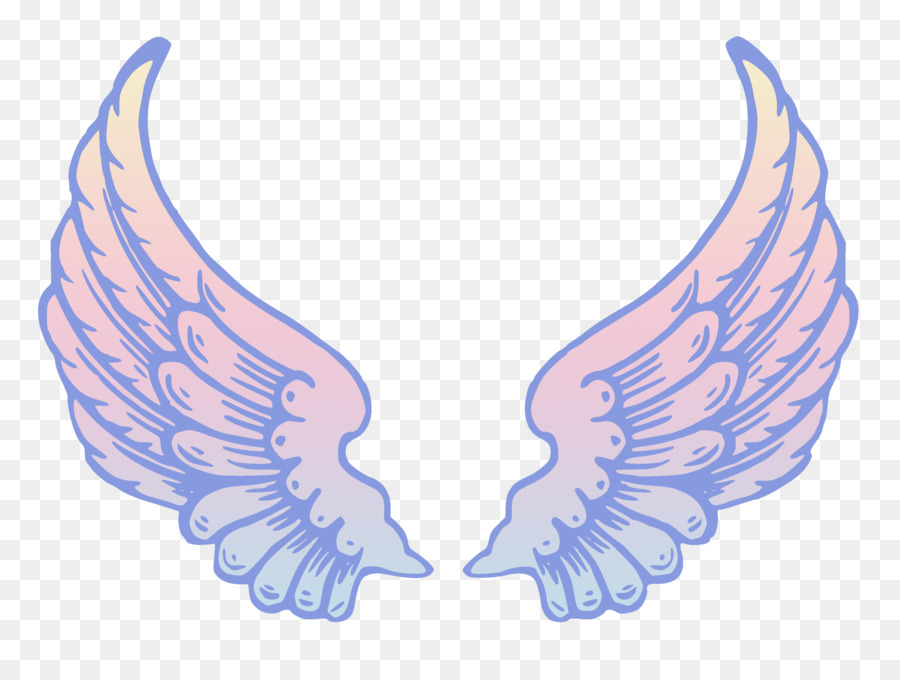 900x680 Angel Drawing Clip Art