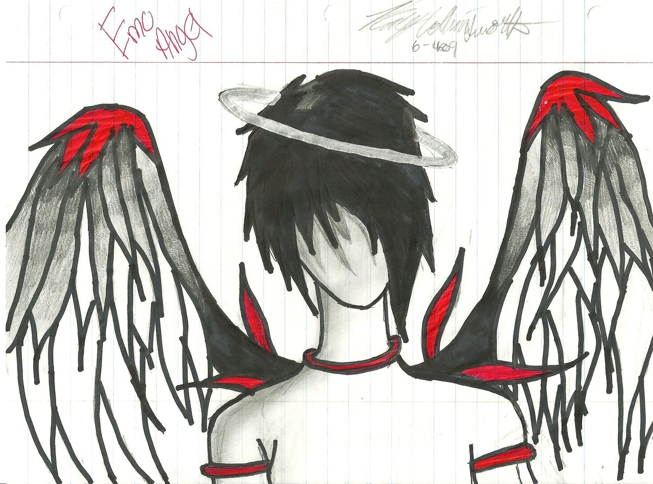 1280x949 Emo Angel Halo By F0xtail2