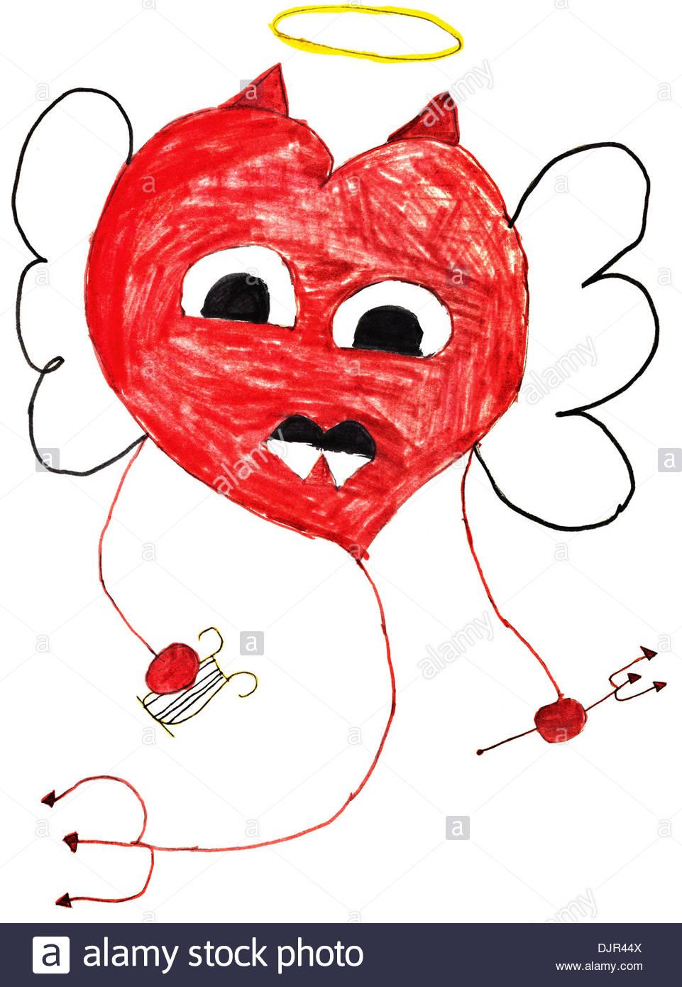 961x1390 Children Drawing