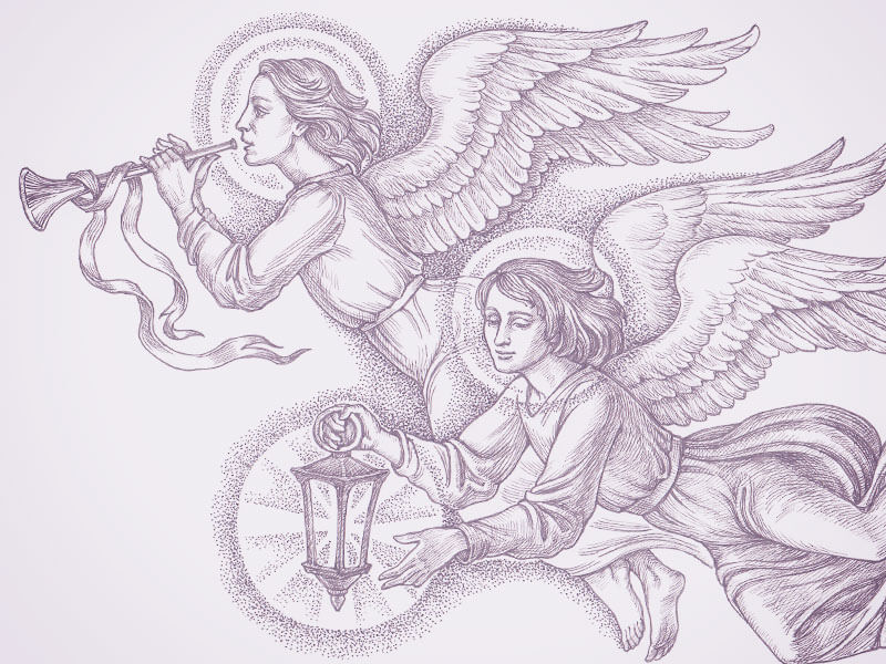 800x600 Is It Ok For Christians To Pray To Angels What Does The Bible