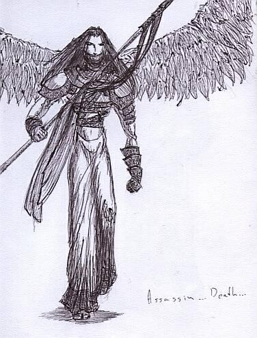376x494 Angel Warrior By Windmaker