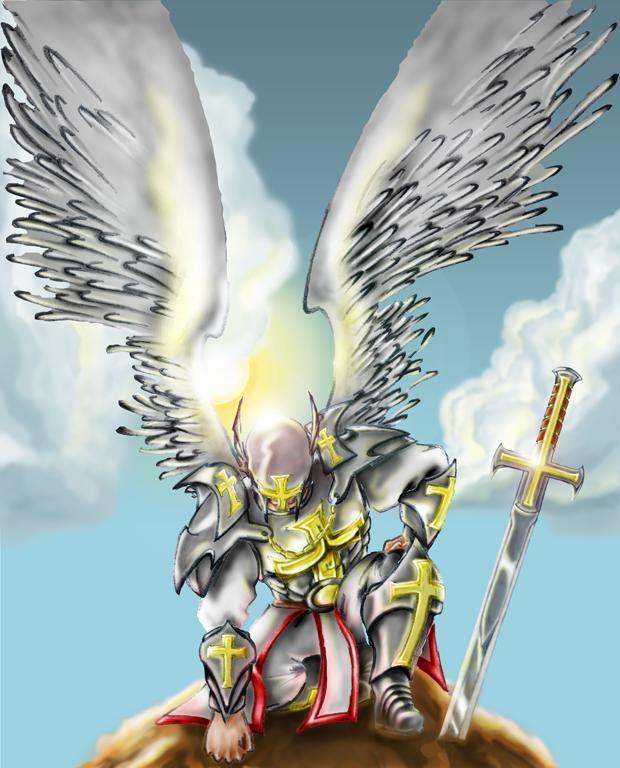 620x768 Angel Warriors Of God Angel Leader Warrior By Kocka86 Warriors