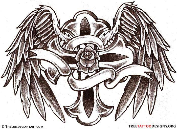 700x510 50 Cross Tattoos Tattoo Designs Of Holy Christian, Celtic