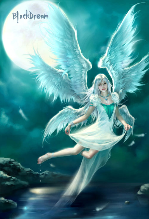 500x731 Spread your wings I love angel wings cause of anime Angels