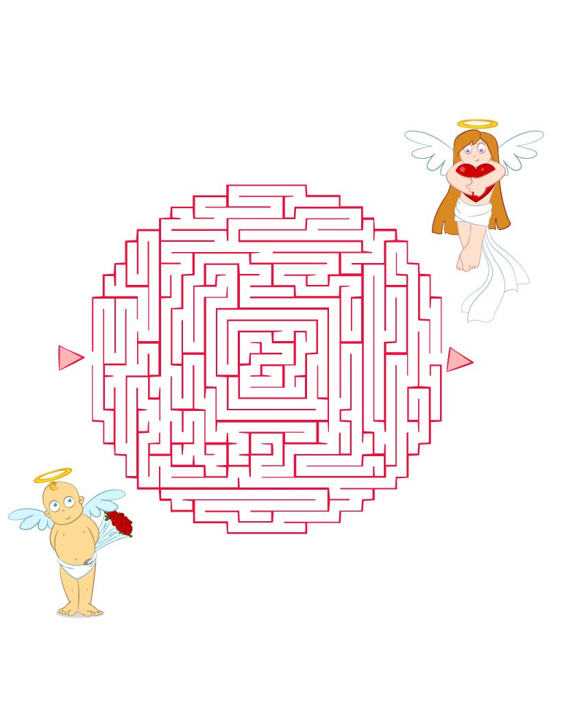 820x1060 Angel Coloring Pages, Free Online Games, Drawing For Kids, Kids