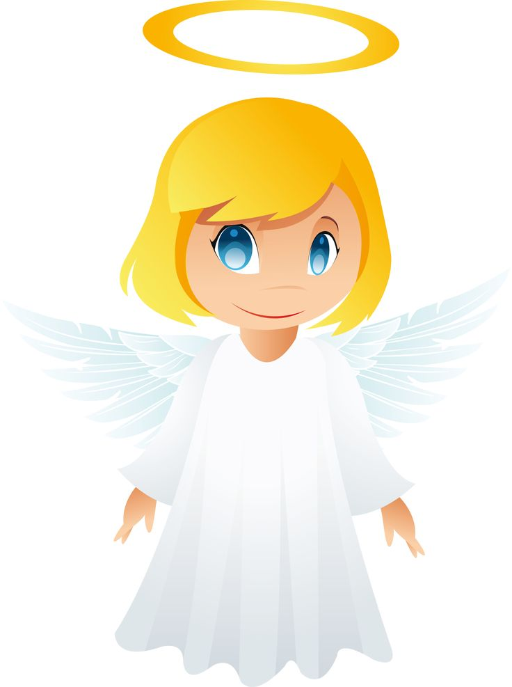 736x987 Pictures Of Cartoon Angels Group