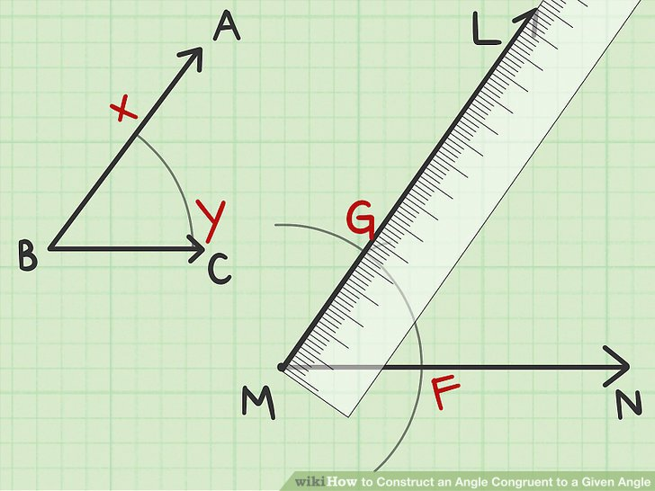 728x546 How To Construct An Angle Congruent To A Given Angle 12 Steps