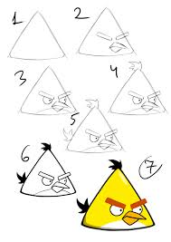 189x267 Image Result For Easy To Draw Birds Flying Step By Step Try It