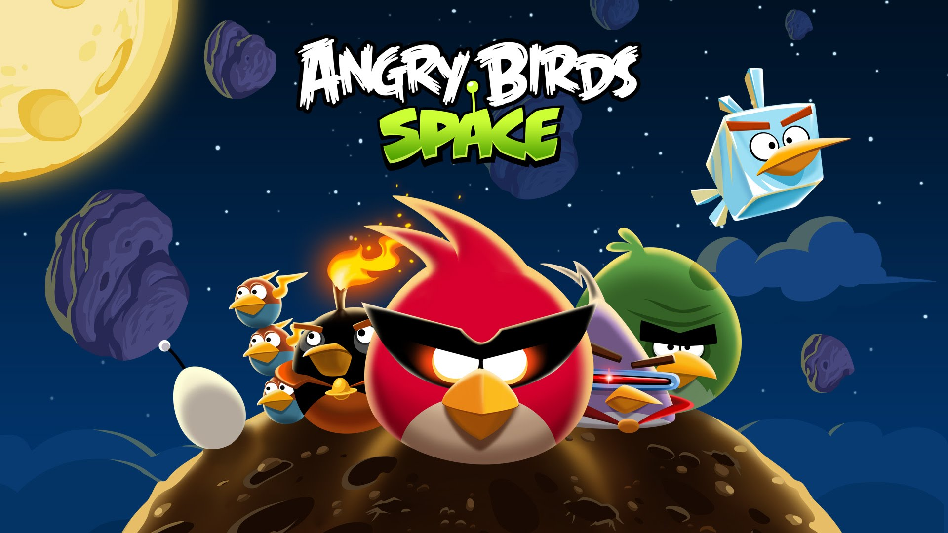 1920x1080 Angry Birds Space 2
