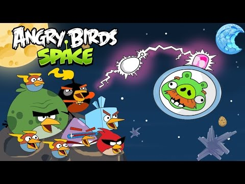 480x360 Angry Birds Space Drawing And Coloring Pages