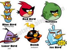 236x177 How To Draw Lazer Bird From Angry Birds Space With Easy Step By