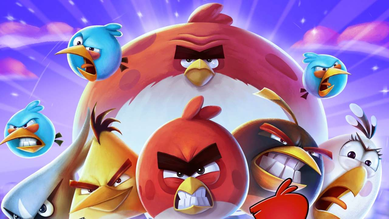 1280x720 Angry Birds 2 Adds Bosses And Ditches Premium Model