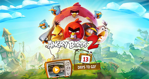 600x320 Angry Birds 2 Set For Late July Landing