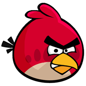 300x300 How To Draw Angry Birds