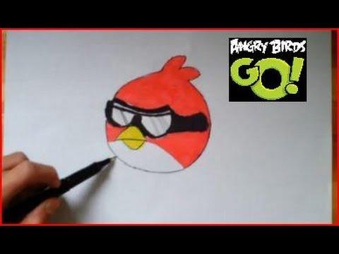 480x360 Angry Birds Go