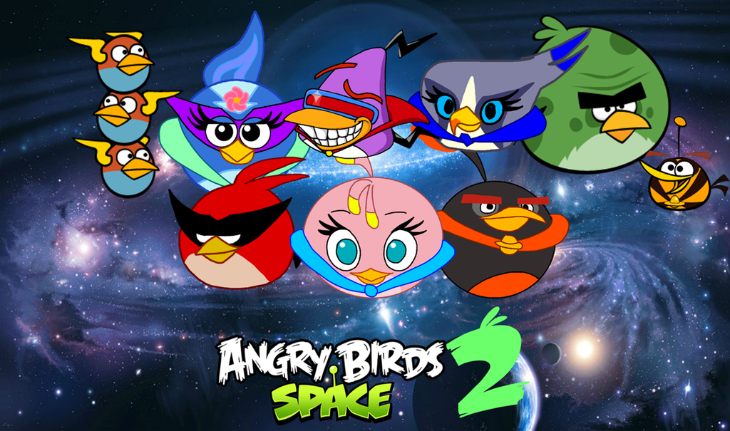 1024x605 Angry Birds Space 2 By Fanvideogames
