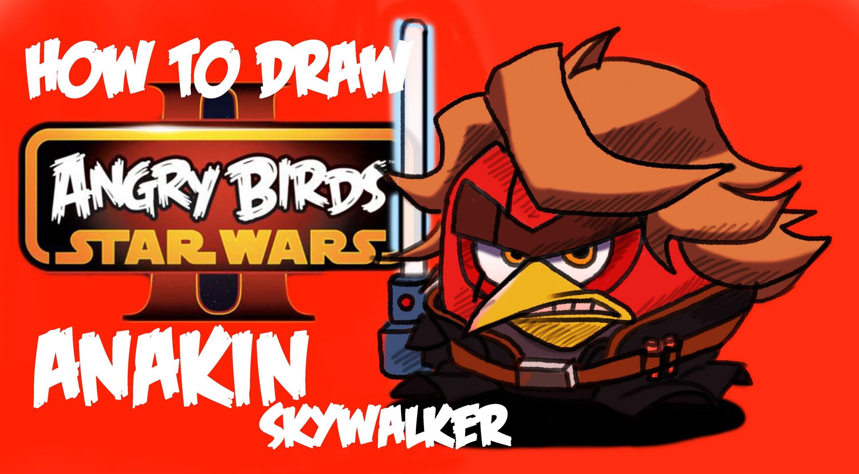 Angry Birds Star Wars Drawing At GetDrawings.com