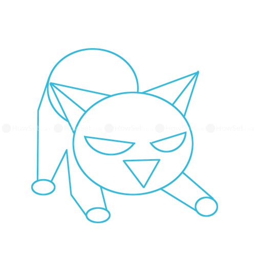 Angry Cat Drawing At Getdrawings Com Free For Personal Use Angry
