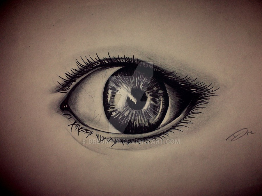 900x675 Angry Eye By Dresmith