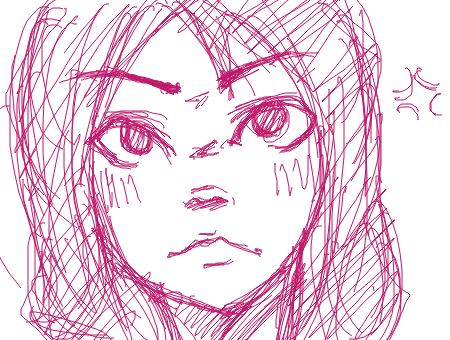 450x340 forum draw a angry face deviantart