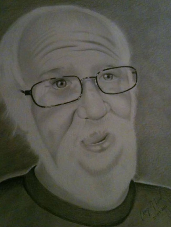 650x863 Angry Grandpa By Amyh83