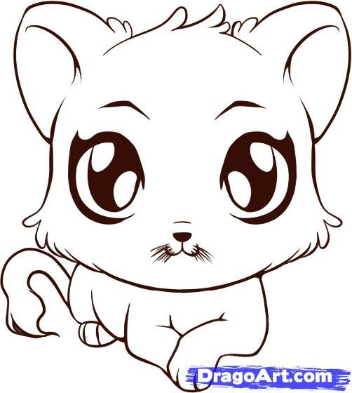 502x560 gallery cute animal cartoon drawings