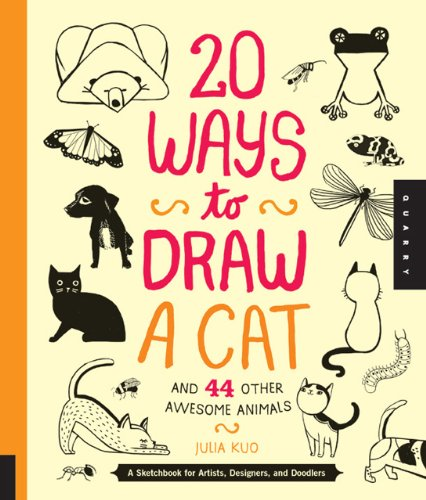 426x500 Book Review 20 Ways To Draw Catnd 44 Otherwesomenimals