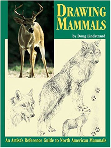 356x474 Drawing Mammals An Artist's Reference Guide To North American