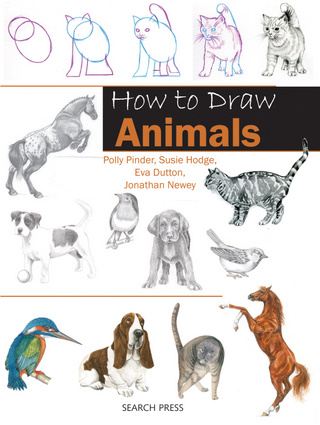 320x425 How To Draw Animals In Simple Steps Independent Publishers Group