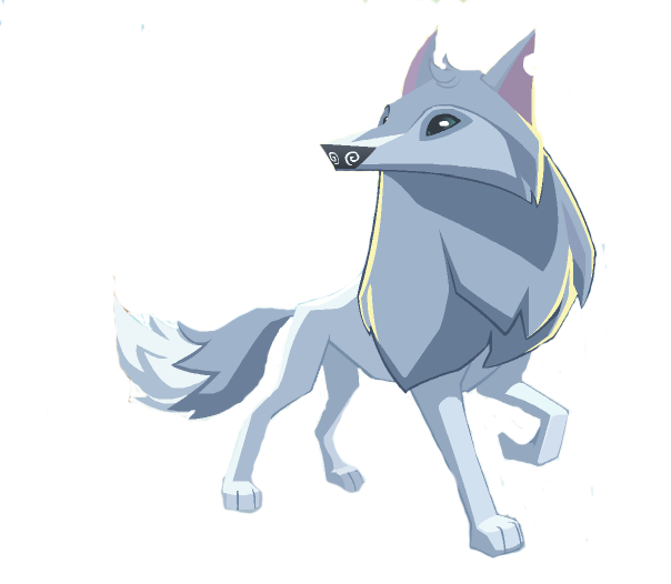 604x526 animal jam arctic wolf render by sunshine78991 on deviantart
