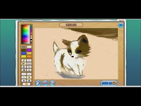 480x360 Animal Jam How To Draw A Realistic Dog (Not Really Xd)