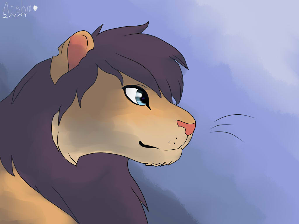 1024x768 Animal Jam Lion By Bigcatia