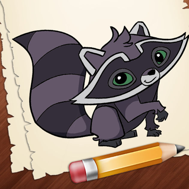 630x630 Learn How To Draw Animal Jam Version On The App Store
