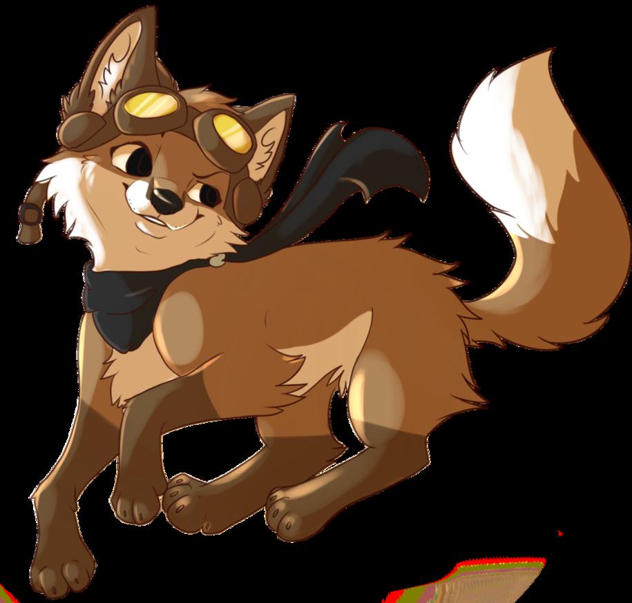 Animal Jam Fox Drawing at GetDrawings | Free download