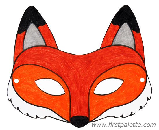 Animal Mask Drawing At Getdrawings Com Free For Personal Use