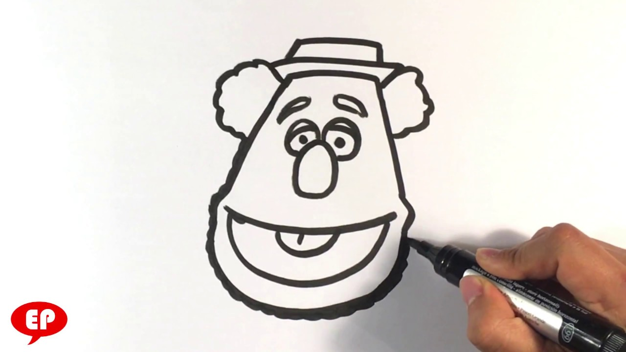 1280x720 How To Draw Foozie Bear