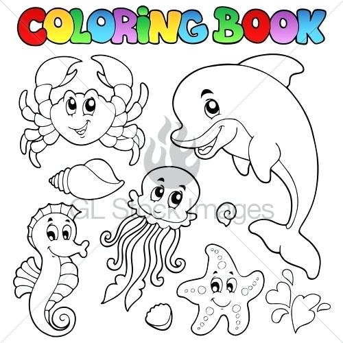500x500 Sea Animals To Draw Creature Sea Cute Animals Drawing Drawing Sea