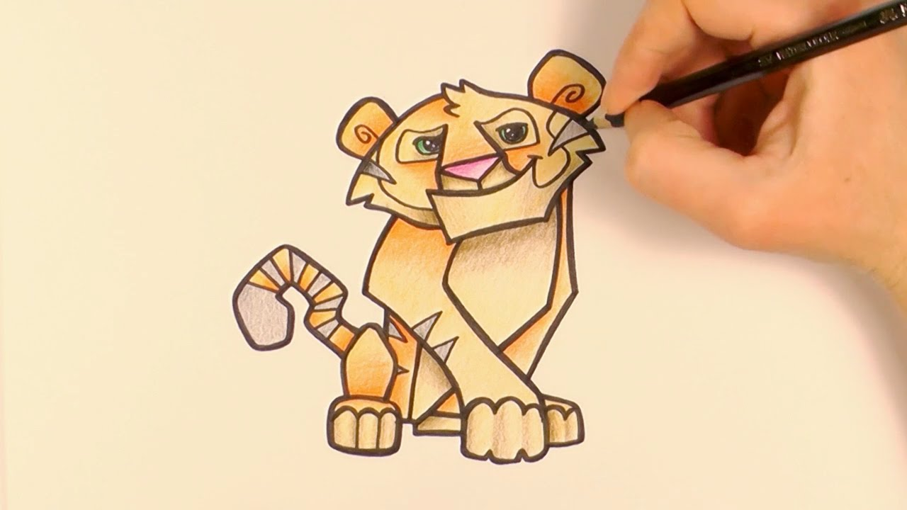 Animals Drawing For Colouring at GetDrawings.com | Free for personal ...