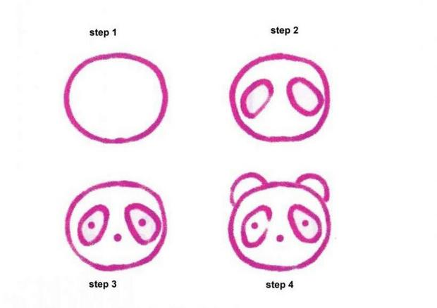 620x438 How To Draw Easy Animals