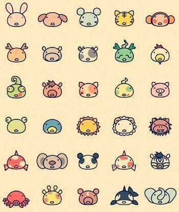 350x416 So Cute Lt3 Animals 3 Bullet Journal Ideas