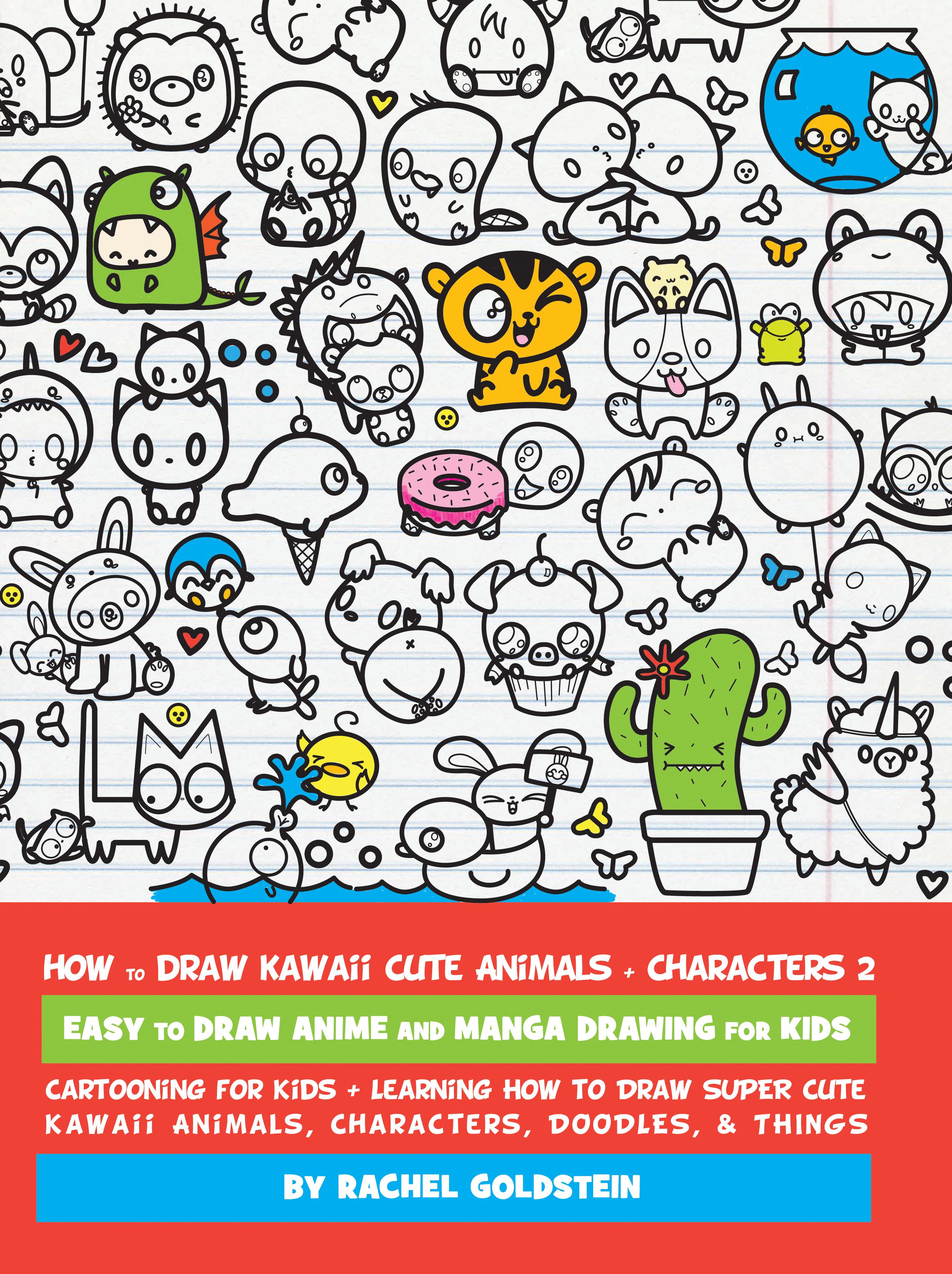 2523x3375 Drawing Kawaii Cute Animals, Characters, Amp Things 2