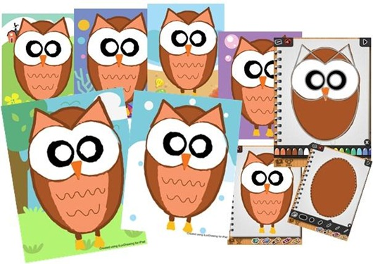 530x375 Iluv Drawing Animals Best Apps For Kids Ipad Iphone Ipod