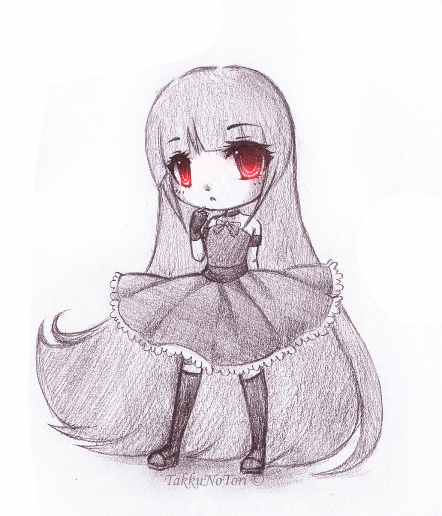 877x1024 Cute Anime Sketches In Pencil Anime Sketch Pinterest Animals For