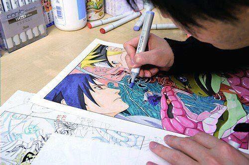 500x333 Anime Artist Masashi Kishimoto Anime Amino