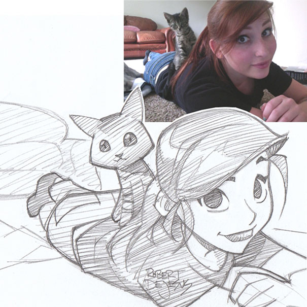 Anime Artist Drawing At Getdrawings Com Free For Personal Use
