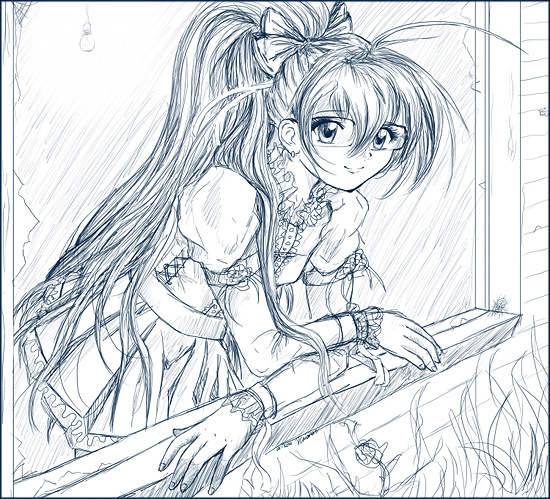 550x499 What Is Animemanga And Why Should You Create It In Vector